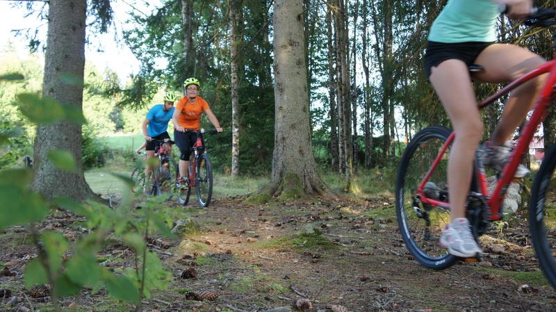 Första bild av Cykla/vandra