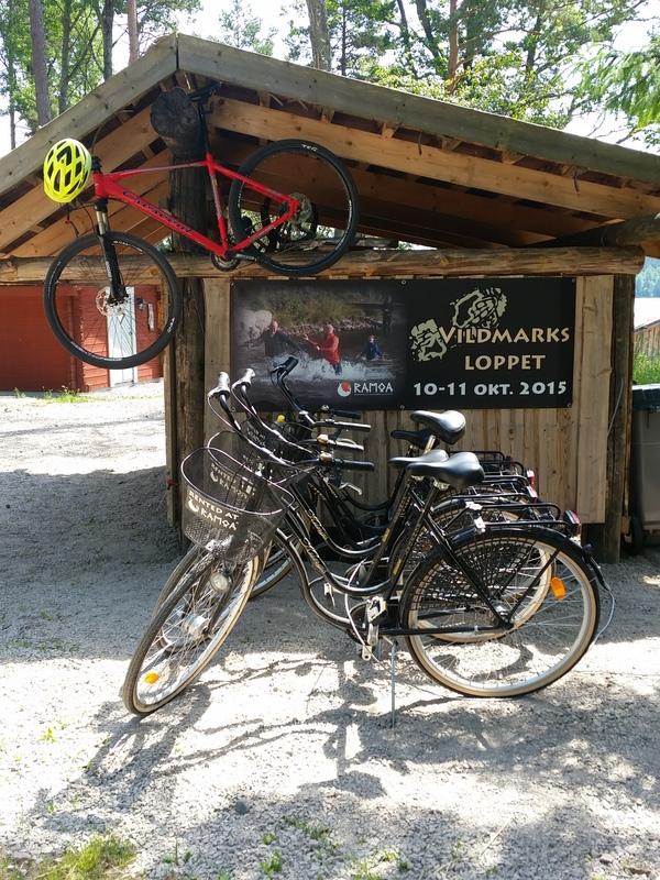 bild 1 av biking/hiking