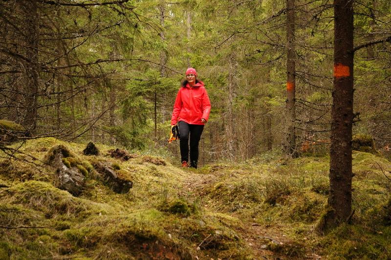 bild 4 av Cykla/vandra