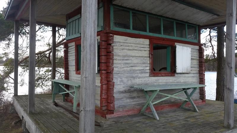 bild 8 av Lusthuset på egen ö