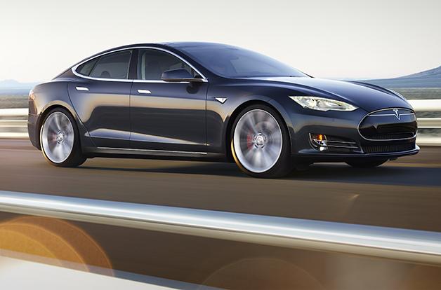 Tesla på besök preview bild