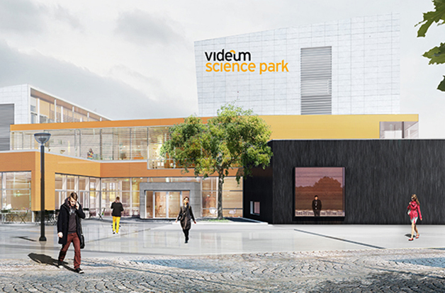 Videum Science Park expanderar preview bild