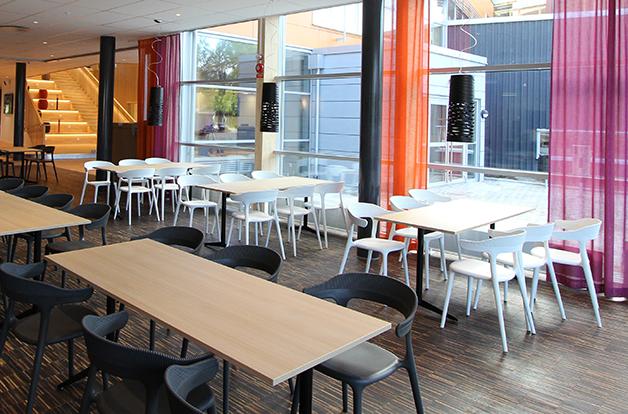 Visp - ny restaurang i Videum Science Park preview bild