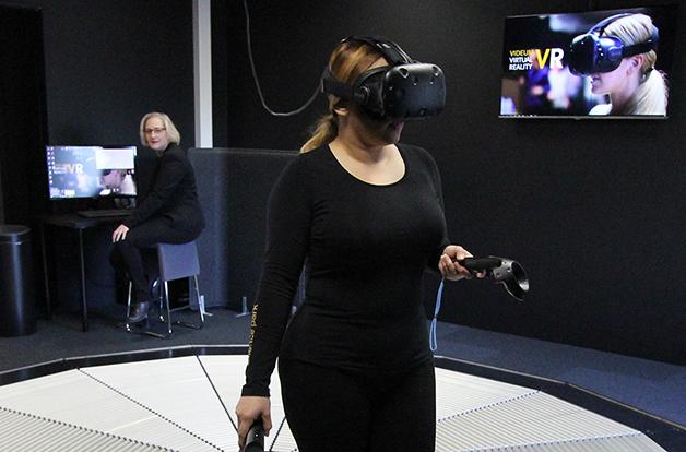 Videum VR beviljas medel för utveckling preview bild
