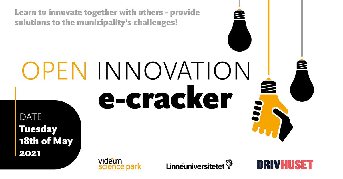 Bild på inbjudan till e-cracker.