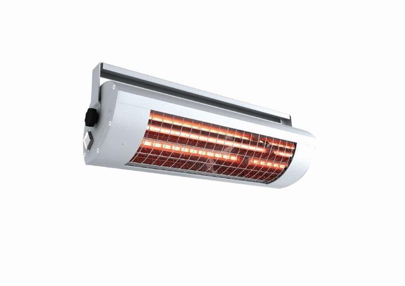 Värmare 1400ECO+ Pro med på och av-knapp