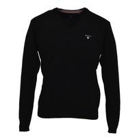 Wool V-Neck Pullover
