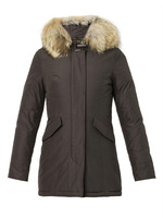 Womens Artic Parka