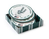 Herb Paper Coaster S
