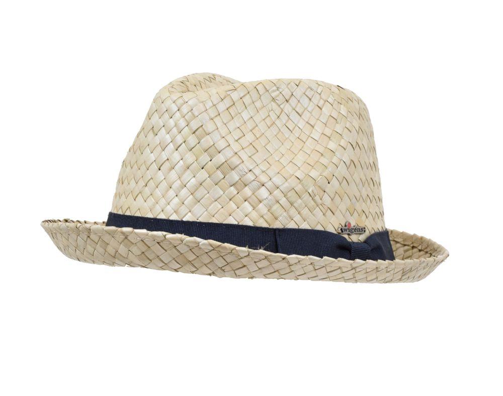 Bild 1 av Trilby Straw Hat
