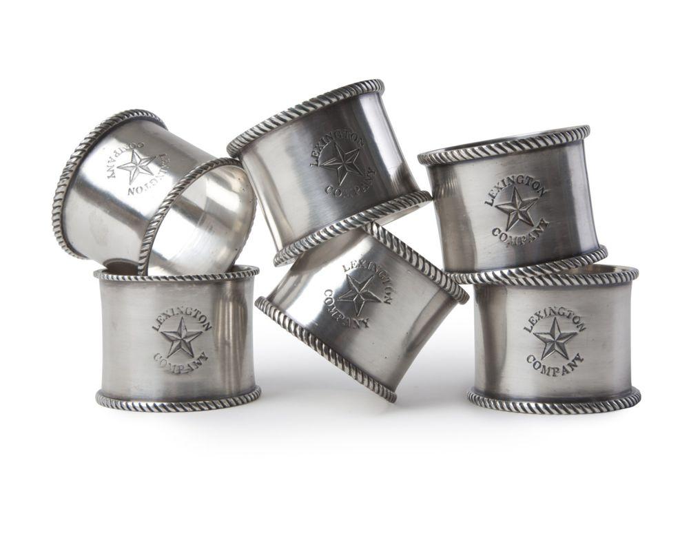 Bild 1 av Napkin Rings Silver