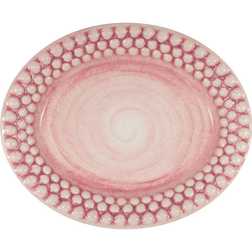 Bild 1 av Oval Bubbles Tallrik 20cm