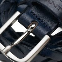 Bild 3 av Braided Leather Belt