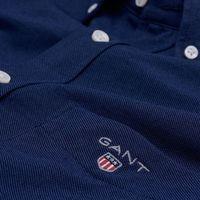 Bild 3 av Tech Prep Pique Shirt Fitted