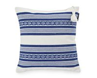 Jaquard Striped Sham