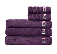 Original Towel Aubergine