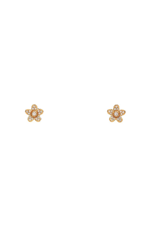 Bild 1 av MJ coin flower studs