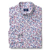 Broadcloth Mini Floral Shirt