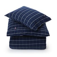 Checked Flannel Set