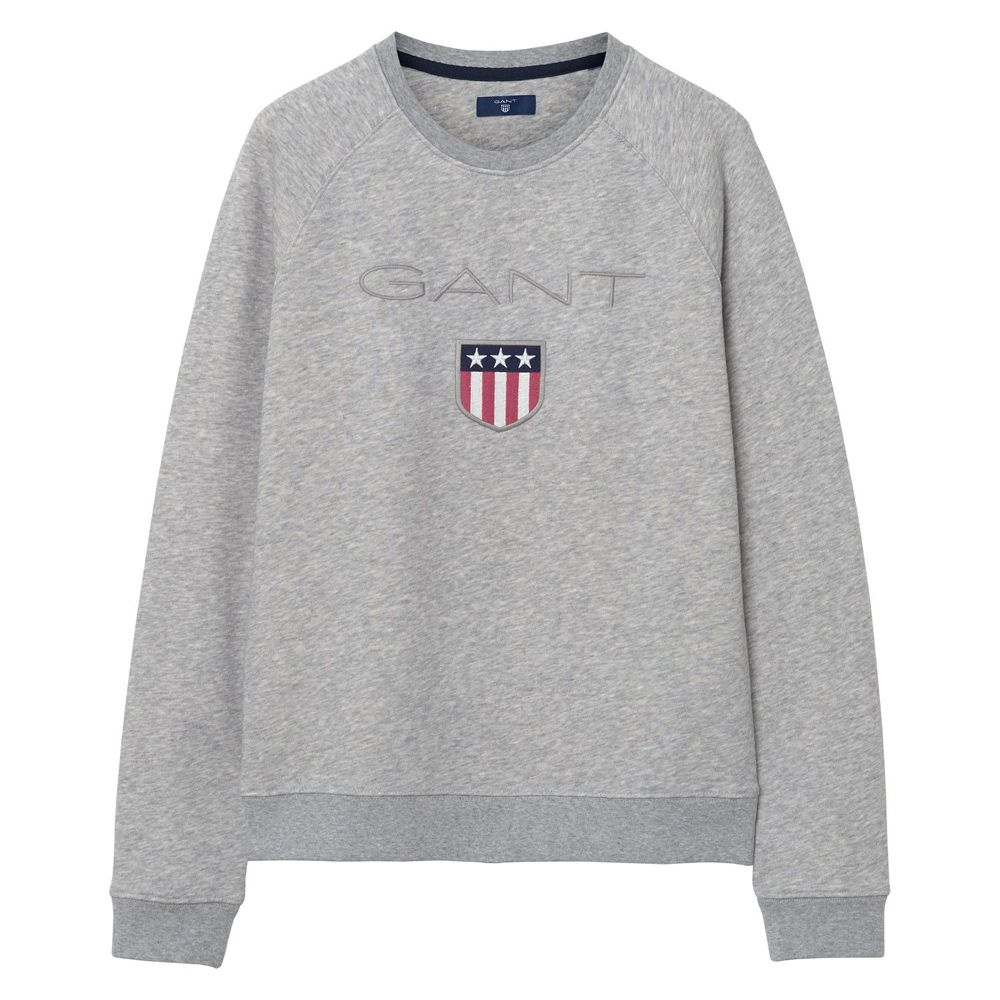 Bild 1 av Crew Neck Shield Sweatshirt
