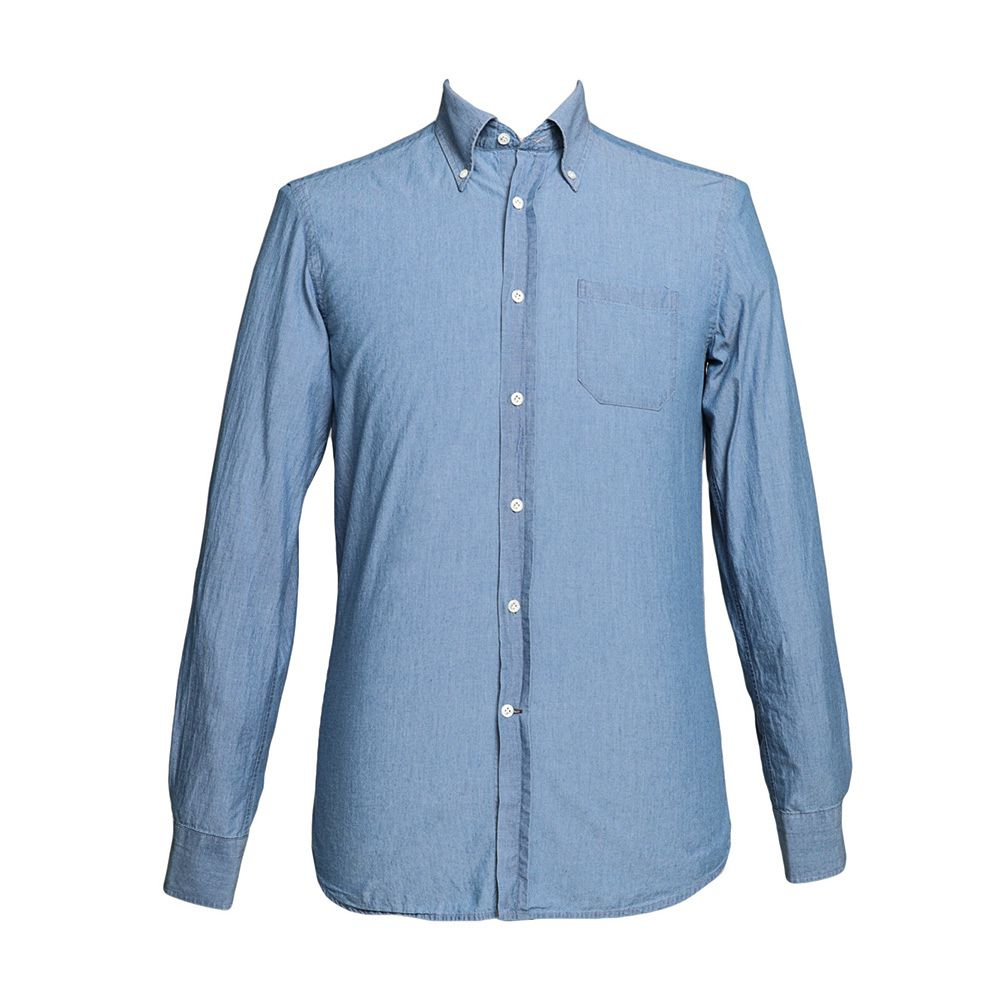 Bild 1 av Button Down Chambray