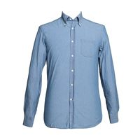 Button Down Chambray