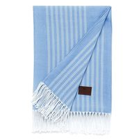 Bild 4 av Striped Cotton Throw