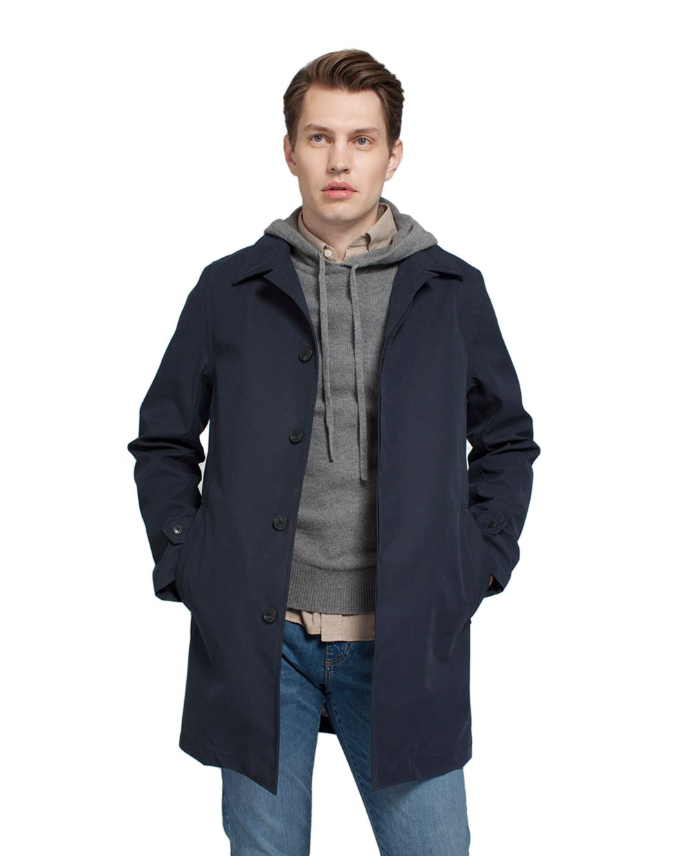 Bild 1 av Pierce Overcoat