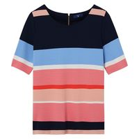 MultiStripe Top