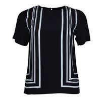Bild 3 av Border Striped Top