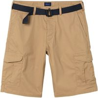 Relaxed Belt Shorts