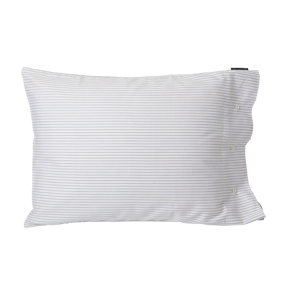Bild 1 av Tencel Striped Pillowcase