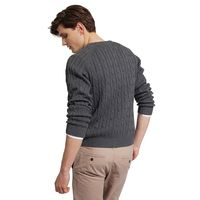 Bild 7 av Andrew Cotton Cable Sweater