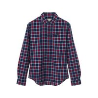 Aaron Checked Shirt