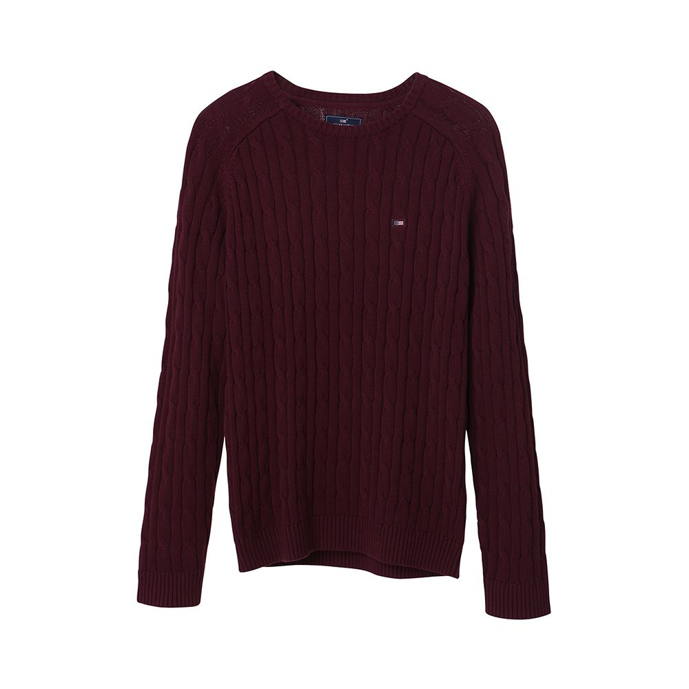 Bild 1 av Andrew Cotton Cable Sweater