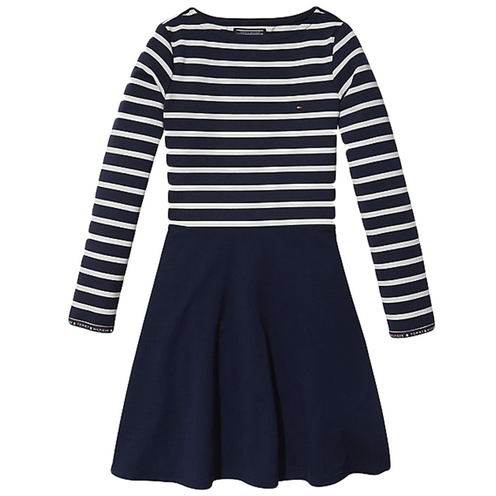 Bild 1 av Stripe Knit Dress