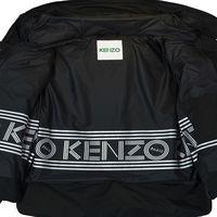Bild 9 av Kenzo Hooded Quilted Down Jacket