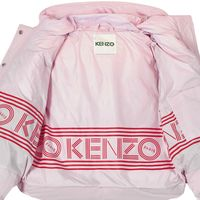 Bild 4 av Kenzo Hooded Quilted Down Jacket