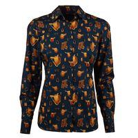 Saddle Themed Feminine Shirt
