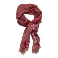 Cherry Blossom Wool Scarf