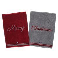 Merry Christmas Towel Set