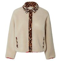 Caren Teddy Fur Jacket