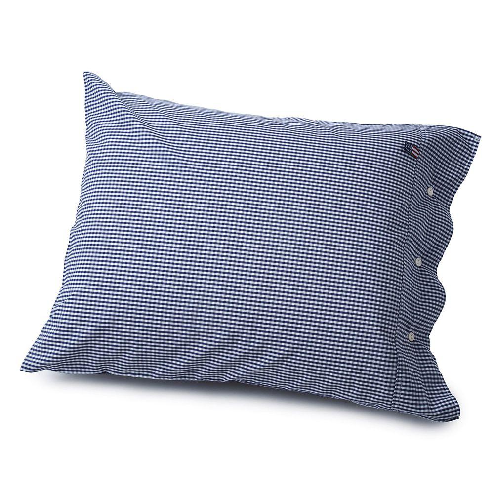 Bild 1 av Poplin Check Pillowcase 50x60