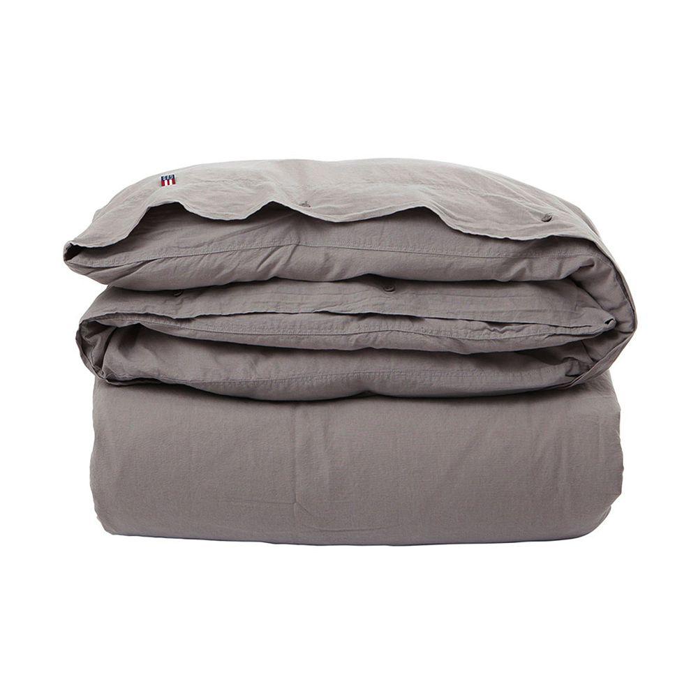 Bild 1 av Washed Cotton Linen Duvet 150x210