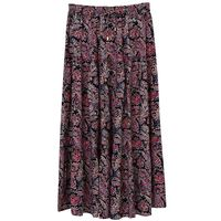 Evelyn Paisley Skirt