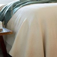 Bild 3 av Hotel Herringbone Bedspread