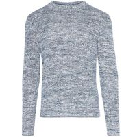 Devin 2-Tone Structure Sweater