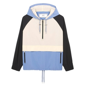 Half Zipped Anorak