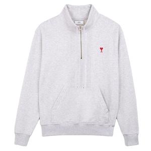 De Coeur Half Zipped Sweatshirt