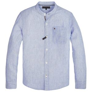 Essential Cotton Linen Shirt